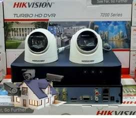 ##Intalasi gratis kamera CCTV Hikvision 2mp Wilayah cilodong