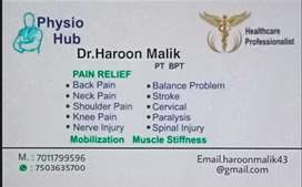 Physiotherapy (home visit program)