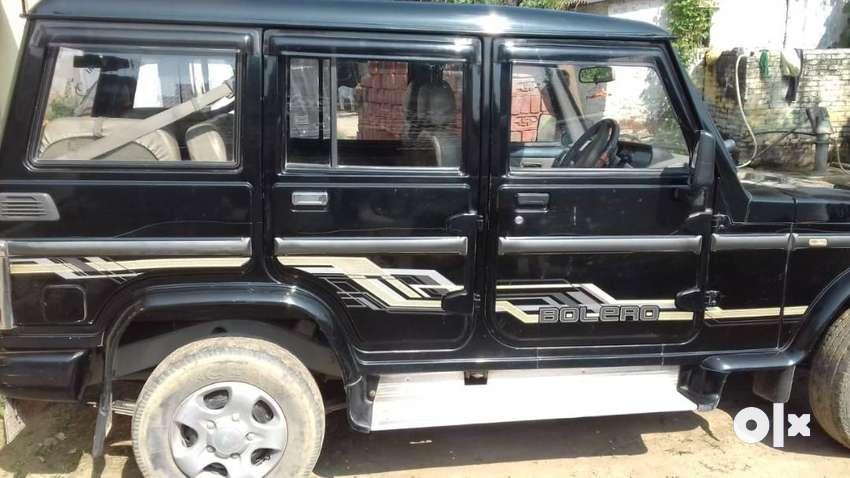 Mahindra Bolero Black Second Model 0