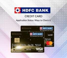 HDFC CREDIT CARD SALES EXECUTIVE