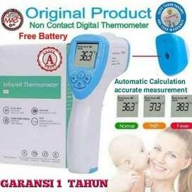 Thermometer Infrared Digital Suhu Badan CONTEC Termometer Gun / Tembak
