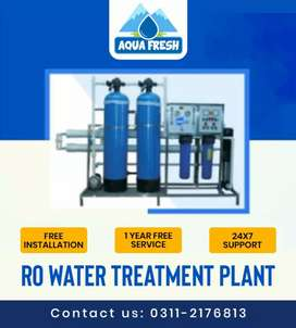 RO Plant Available