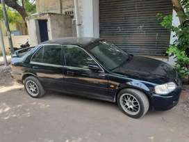 Honda City ZX 2003 Petrol Well Maintained