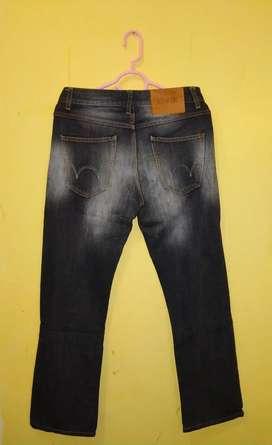Celana Jeans EDWIN 505 Original JAPAN