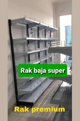 Baca dahulu Rak gondola swalayan supermarket minimarket baja Kediri