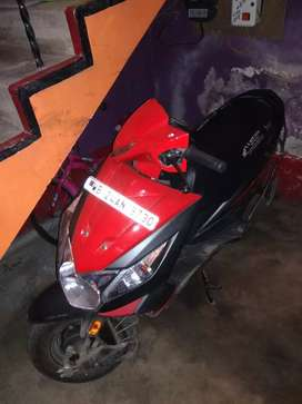 Honda Dio Brand new condition.