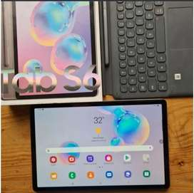 Samsung Galaxy Tab S6 + Keyboard