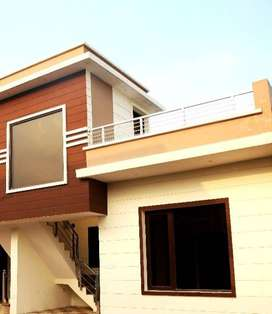 Fully Finished 2BHK Villas at  Derabassi