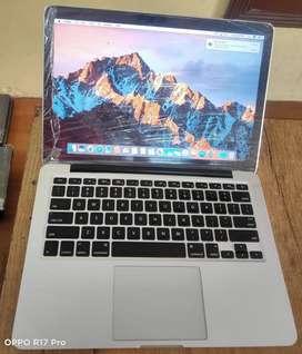 MacBook Pro Intel i7/8gb/128gb/Retina Display Laptop