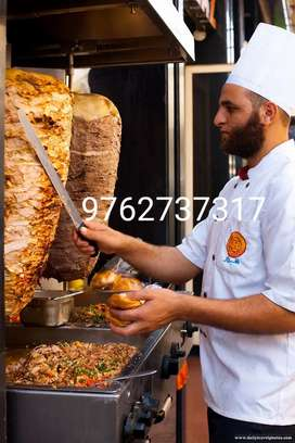 Need Cook chef for shwarma rolls and biryani