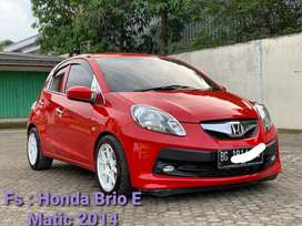 Istimewa Full Variasi Honda Brio E Matic 2014 Cakep bos
