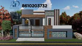 2BHK HOUSE FOR SALE IN KEEZHAKASAKUDY, BUILDING SOCIETY LAYOUT