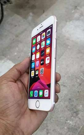 For sale 6s 32GB rose gold colour