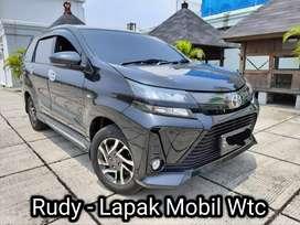 Toyota Avanza Veloz 1.5 AT 2019 Km Antik 8Rb Pajak Panjang Tgn 1 Genap