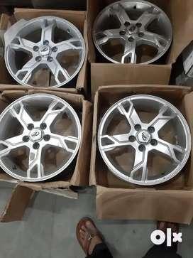 "Alloy wheels scorpio 17"""