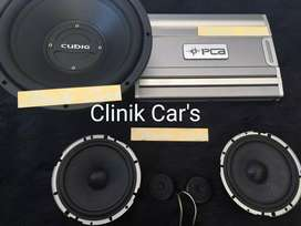 Split Trans + Subwoofer Cubig + Power Pca'