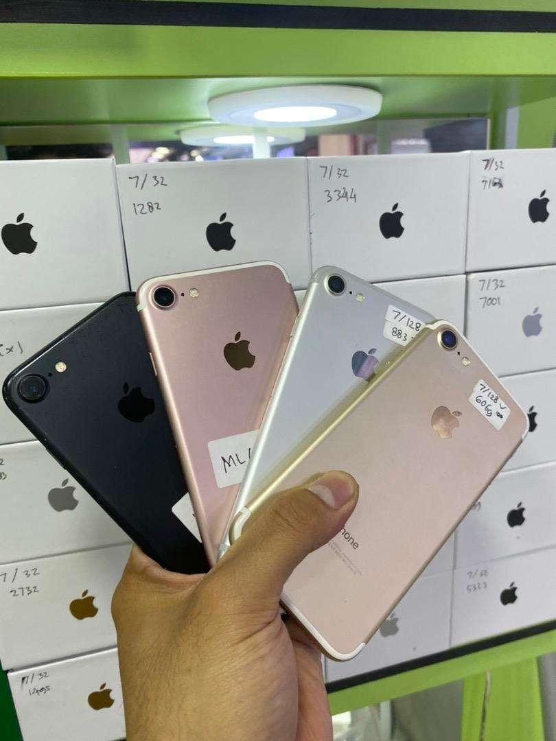 Iphone 7 128gb mulus