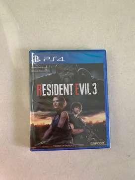 Kaset PS4 Resident Evil 3