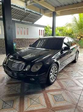 Mercedes E 280 V6,Elegance mobil simpanan