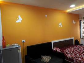 full furnished apartment (Room ,Kitchen ) near bombay hospital