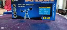 50mm refractor telescope ,brand new