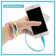 Kabel cas gelang Android Micro USB