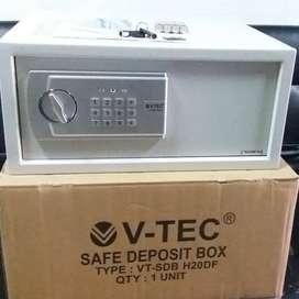 V-TEC SAFE DEPOSITE BOX TYPE VT-SDB H20DF