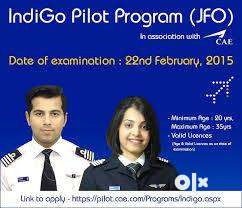 Indigo Airlines Job Opened- Airlines - Airport Job - Ground Staff Job 0