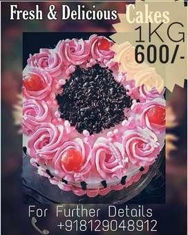 Low price & Delicious cakes
