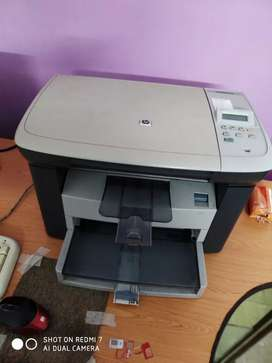 HP 1005 printer cum scanner and photo copier