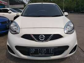 Nissan March 2017 A/T 1.2