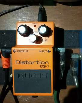 Distortion pedal DS1