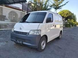 Daihatsu granmax blindvan 1.3 manual 2011