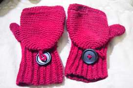 hand made woolen gloves for all sizes men,womens,childrens