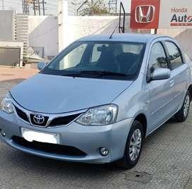 Toyota Etios GD, 2011, Diesel