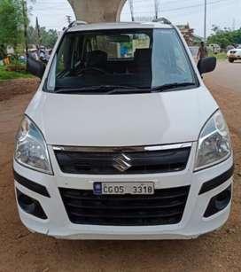Maruti Suzuki Wagon R LXI, 2014, Petrol