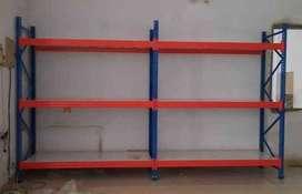 Rak Gudang Shelving /Medium Duty Kapasitas 1000 Kg Perlevel
