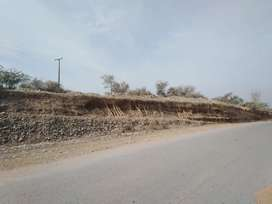 Main double road 500 feet front. Best opportunity  option for society