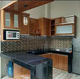 Furniture, kitchen set dan interior