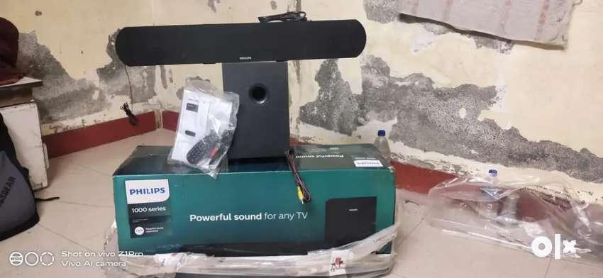 Untouch Philips 2.1 HTL1031/94 Soundbar
