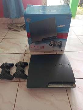 PS3 slim 500 GB seri 25