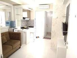 Disewa Murah 2 BR Furnish, Apartemen Bassura Price 4,5 Jt/bulan