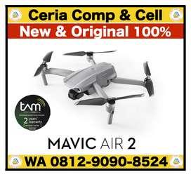 DJI Mavic Air 2 Basic - Garansi Resmi TAM