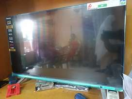 Panasoic Led Tv 32inch android Tv 1 year complted