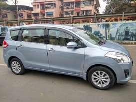 Maruti Suzuki Ertiga SHVS ZDI Plus, 2014