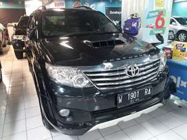 Toyota Fortuner G MT Disel Th 2012