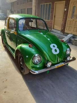 Volkswagen beetle foxy antique vintage classic modified other
