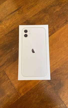 Seal Packed iPhone 11 New 64GB
