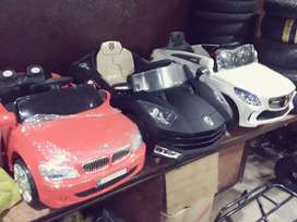 Battery operated cars bikes 4 wheeler available in low cost