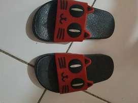 Sandal anak uk 27 new